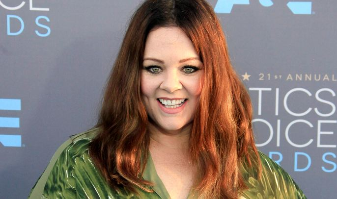 Melissa McCarthy Best Hollywood Entertainers In 2017-2018