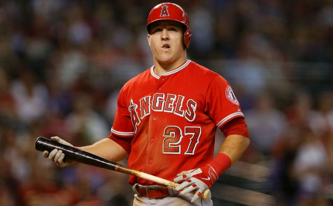 Mike Trout Most Successful And Wealthiest Baseball Players 2016
