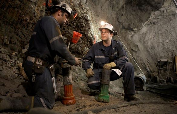 Mining and mineral Engineering Highest Paid Majors 2017