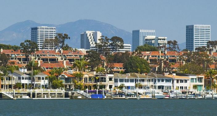 Newport Beach (92662) Richest Zip Codes in California 2017