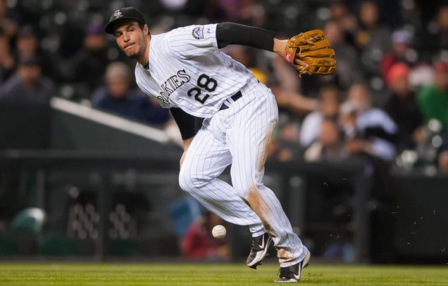 Nolan Arenado Most Successful And Wealthiest Baseball Players 2016