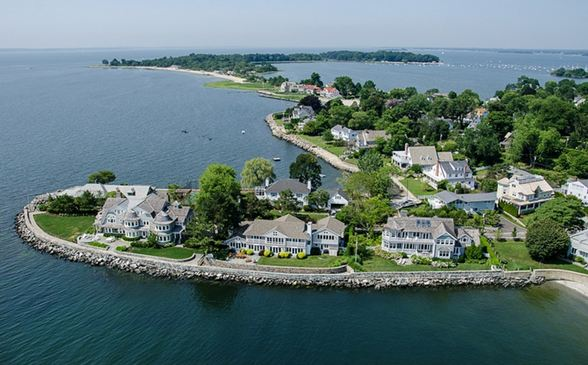 Old Greenwich, CT Richest Cities in America 2017