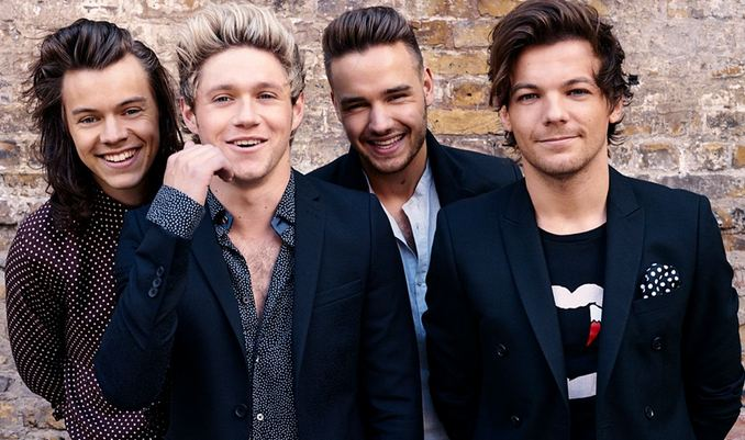 One Direction Highest Paid Celebrities 2017