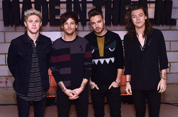 One Direction Most Successful Entertainers 2016