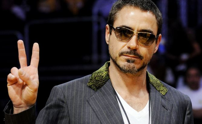 Robert Downey Jr. Highest Paid Actors 2018