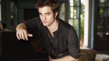 Robert Pattinson Most Handsome Hollywood Actors 2017