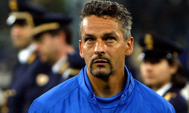Roberto Baggio Richest Football Players in Italy 2017