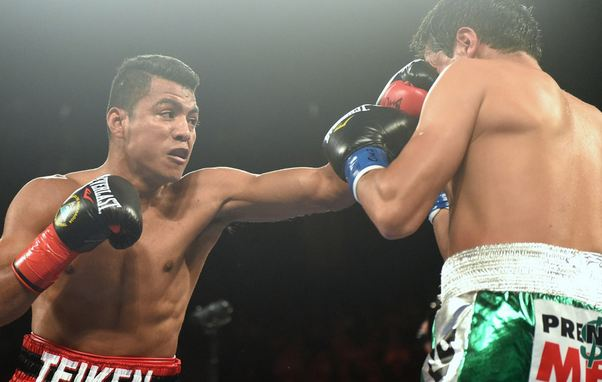 Roman Gonzalez Highest Paid Boxer 2017