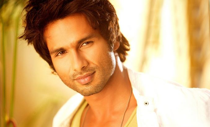 Shahid Kapoor Most Handsome Bollywood Actors 2017