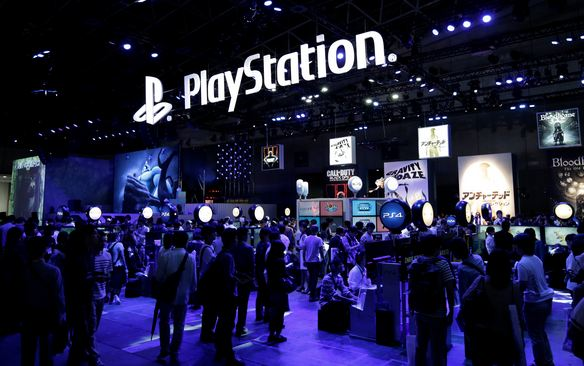 Sony Computer Entertainment Richest Video Game Companies 2017