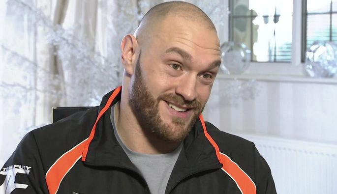 Tyson Fury Highest Paid Boxer 2017