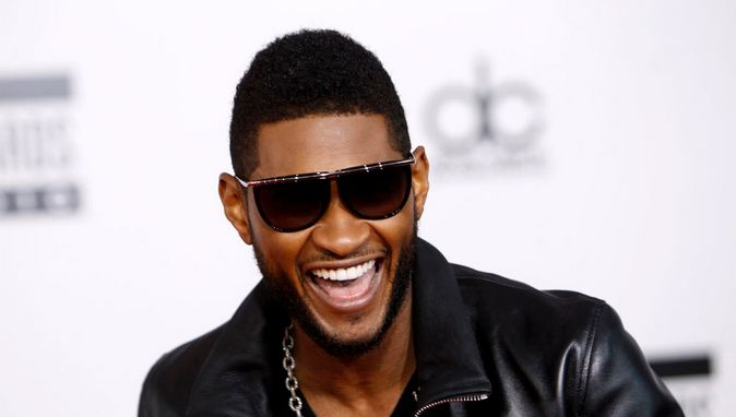 Usher Richest American Rappers 2017