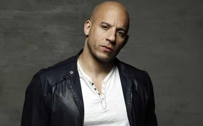 Vin Diesel Highest Paid Actors 2017