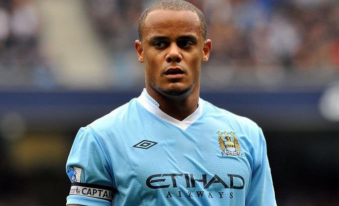 Vincent Kompany Highest Paid Defenders 2017