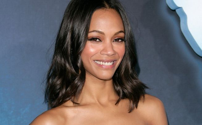 Zoe Saldana Richest Black Actresses Under 40 in 2017