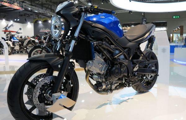 2016 Suzuki SV650 World's Most Beautiful Motorcycles 2018