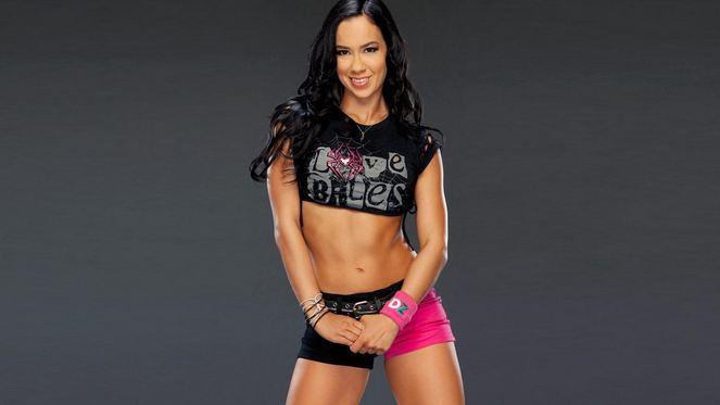 AJ Lee Richest WWE Divas 2016