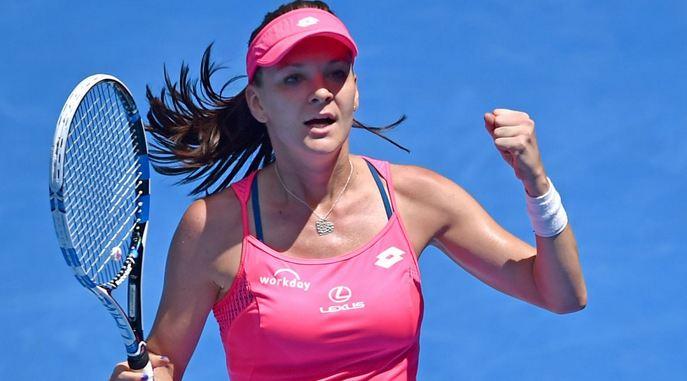 Agnieszka Radwanska, Hottest Female Tennis players 2016