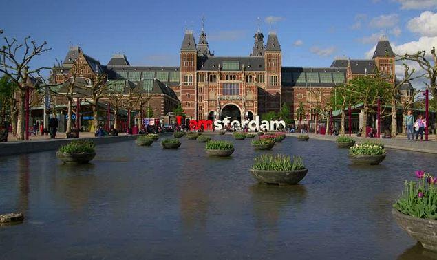 Amsterdam, Netherlands, World's Most Beautiful Cities 2016