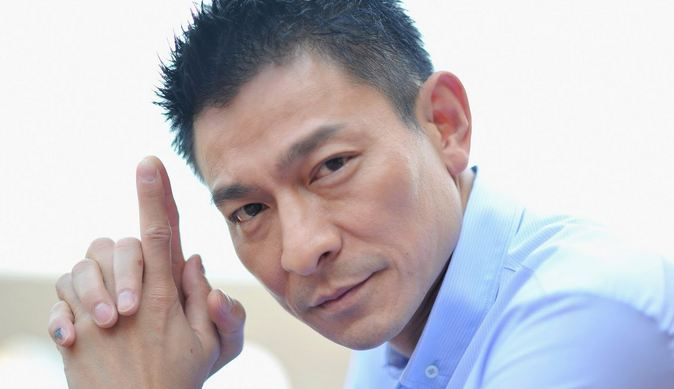 Andy Lau - Most Handsome Chinese Actors 2018