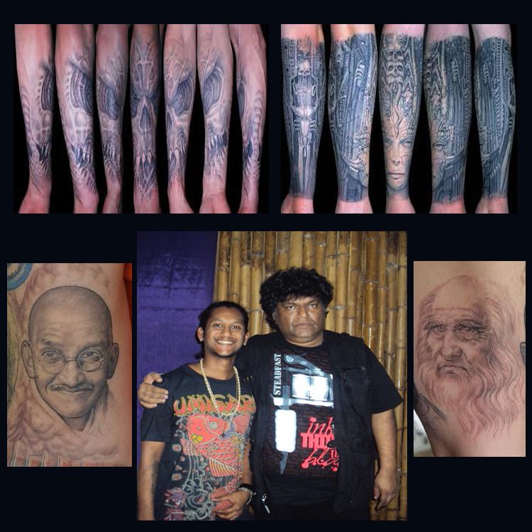 Anil Gupta Richest Tattoo Artists 2017