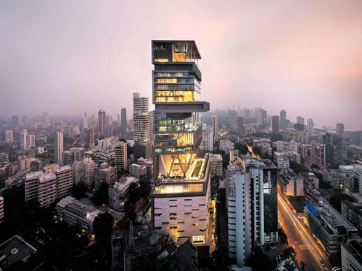 Antilla, World's Most Expensive Homes 2016