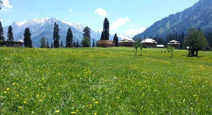 Arang Kel Neelum Valley –Kashmir, World's Most Beautiful Places 2016