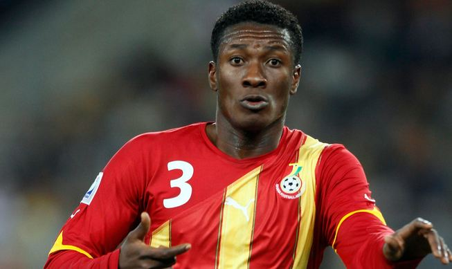 Asamoah Gyan Highest Paid South African Soccer Players 2017