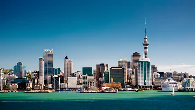 Auckland, New Zealand, World's Most Popular Cities 2017