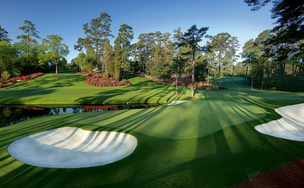 Augusta National Golf Club, World's Most Beautiful Golf Courses 2016