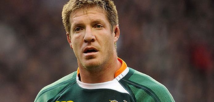 Bakkies Botha Highest Paid Rugby Players 2016