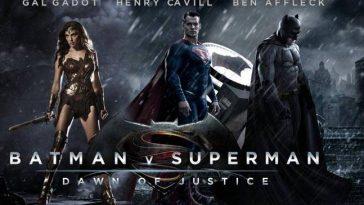 Batman V Superman- Dawn of Justice Most Popular English Movies 2016
