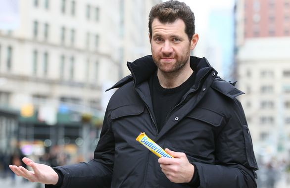 Billy Eichner, World's Most Handsome Comedians 2017