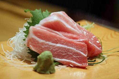 Bluefin Otoro Sashimi, World's Most Expensive Foods 2016