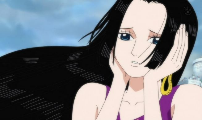 Boa Hancock, Most Beautiful Anime Characters 2016