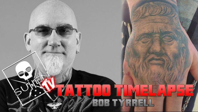 Bob Tyrrell Richest Tattoo Artists 2018