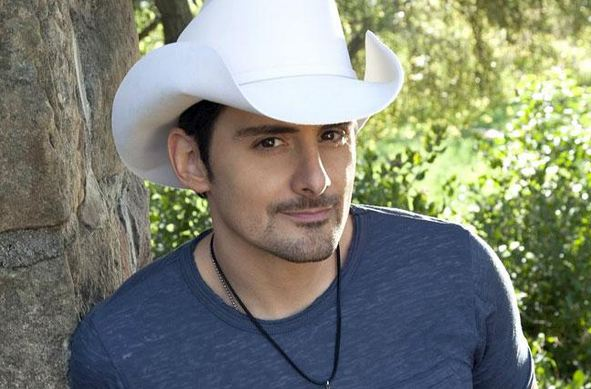 Brad Paisley, World's Most Handsome Country Singers 2017