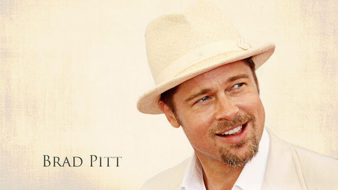 Brad Pitt, Most Popular Hottest Male Actors 2016