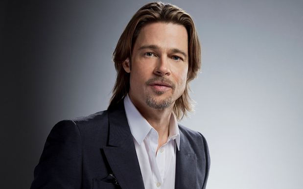 Brad Pitt, World's Most Handsome Faces 2017