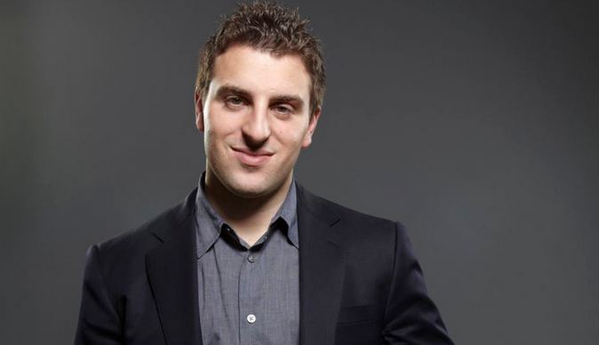 Brian Chesky, World's Most Handsome Entrepreneurs 2017