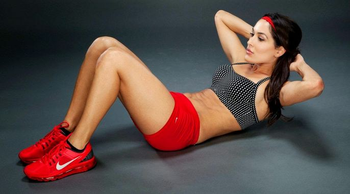 Brie Bella Richest WWE Divas 2018