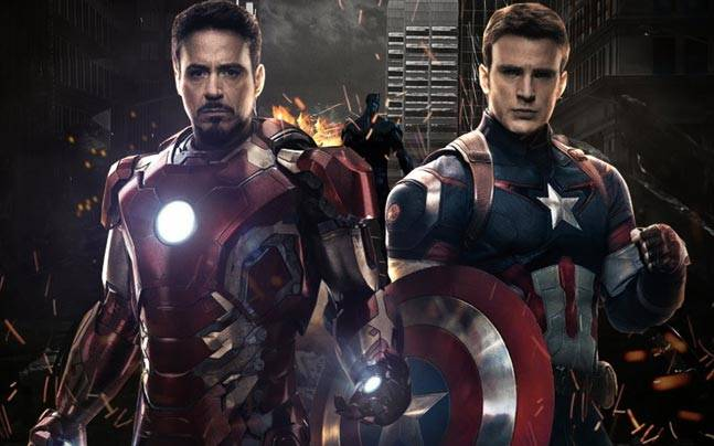 Captain America - Civil War Most Popular English Movies 2017