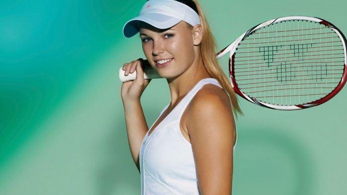 Caroline Wozniacki, Most Beautiful Female Tennis Players 2018