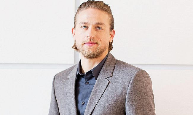 Charlie Hunnam, Most Handsome European Actors 2018