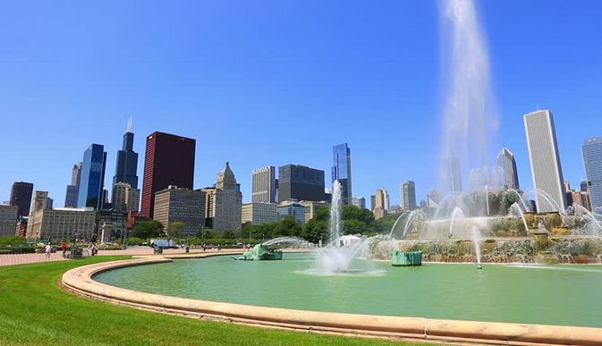 Chicago, Illinois, Most Beautiful Cities in The US 2016