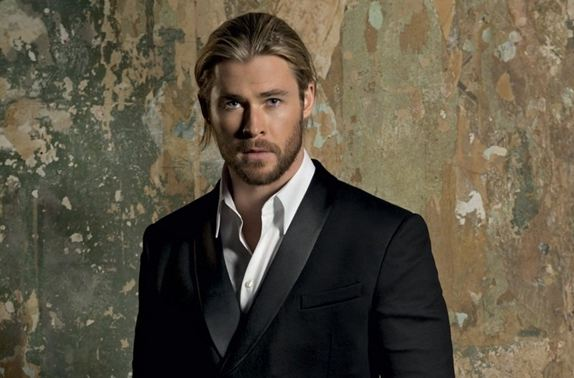 Chris Hemsworth, Most Popular Hottest Male Actors 2017