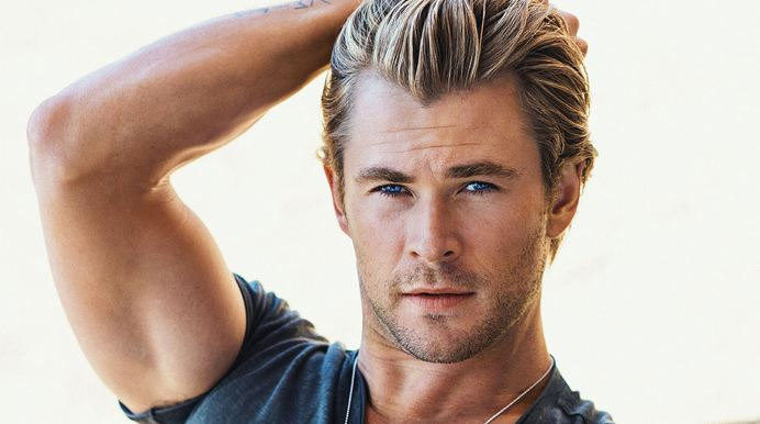 Chris Hemsworth Sexiest And Hottest Guys 2018