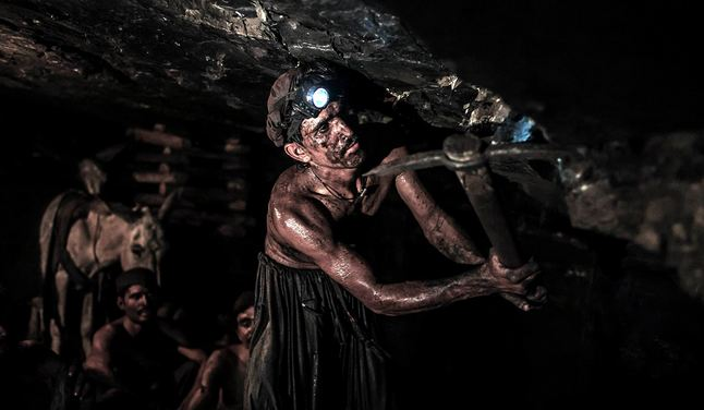 Coal Miner Highest Paying Dirty Jobs 2016