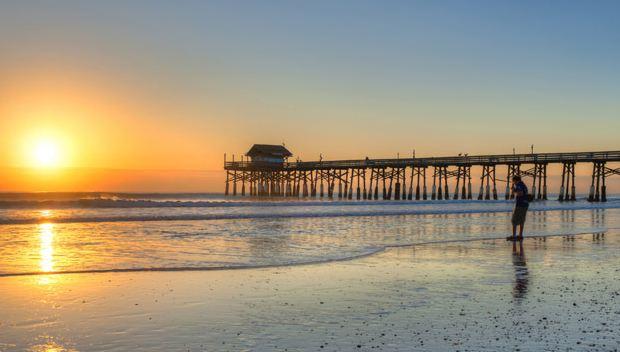 Cocoa Beach, Most Beautiful Beaches in Florida 2016
