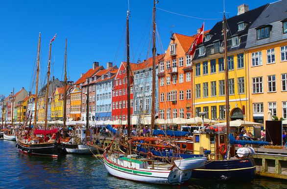 Copenhagen, Denmark, World's Most Expensive Cities 2016